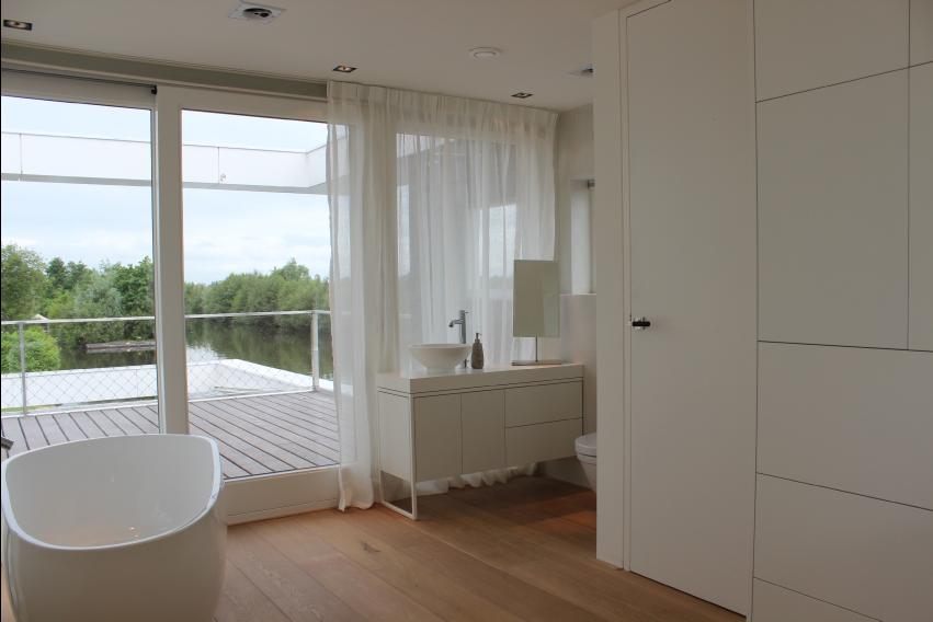 Badkamer in Breukeleveen