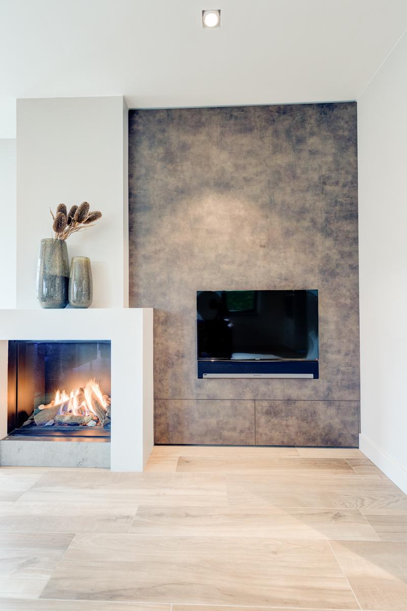 leatherlook tv-meubel