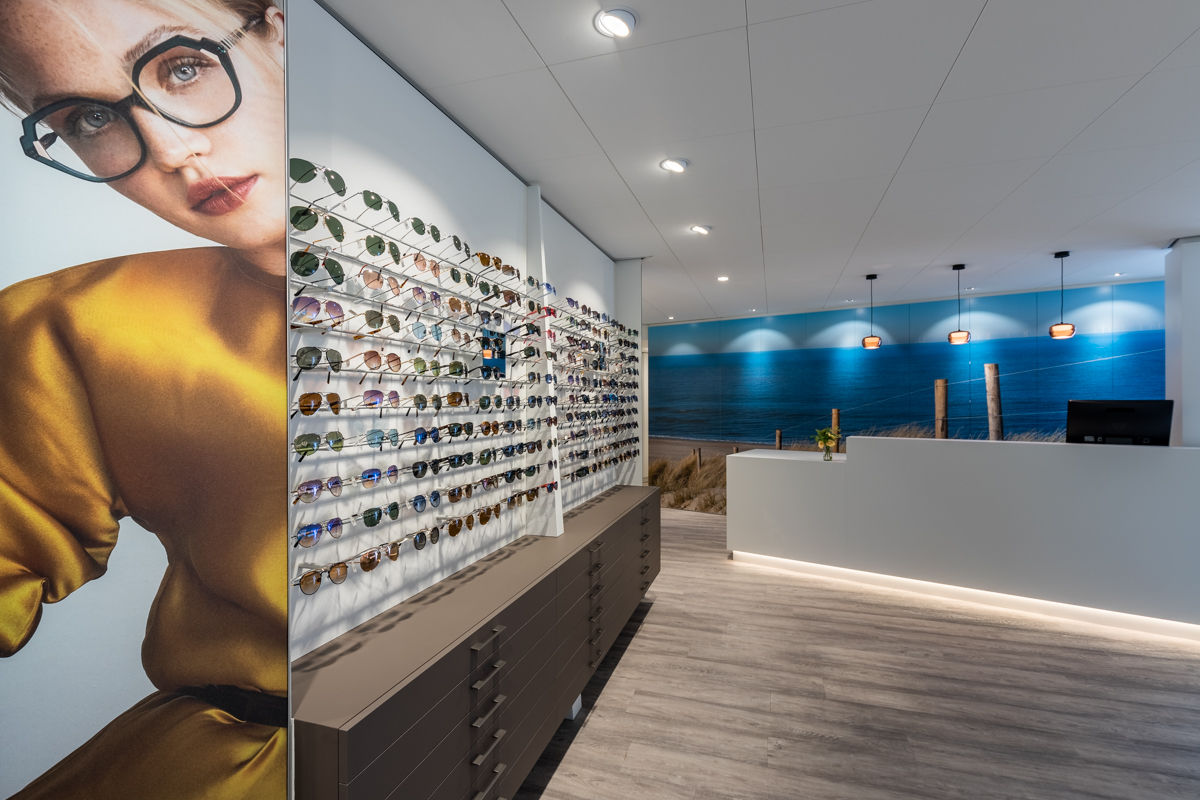 Bossinade optiek en optometrie Castricum