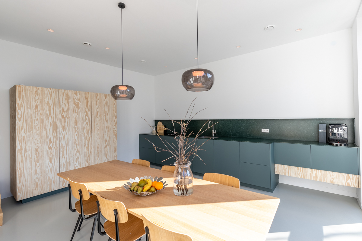 Keuken in Amsterdam