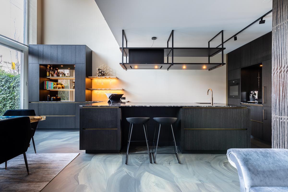 Keuken in Ijburg