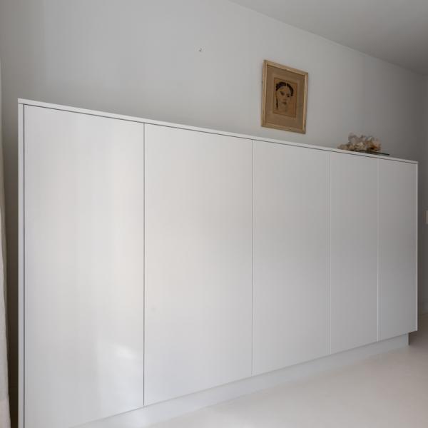 Maatwerk Tv Meubel Voor Slaapkamer In Alkmaar